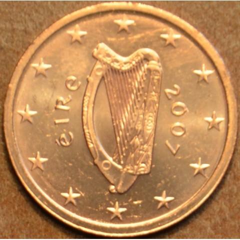 1 cent Írsko 2007 (UNC)