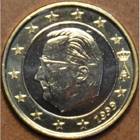 1 Euro Belgicko 1999 (UNC)