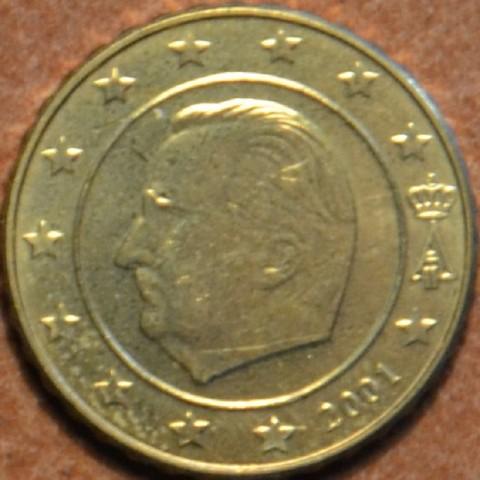 10 cent Belgicko 2001 (UNC)