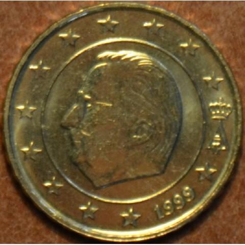10 cent Belgicko 1999 (UNC)