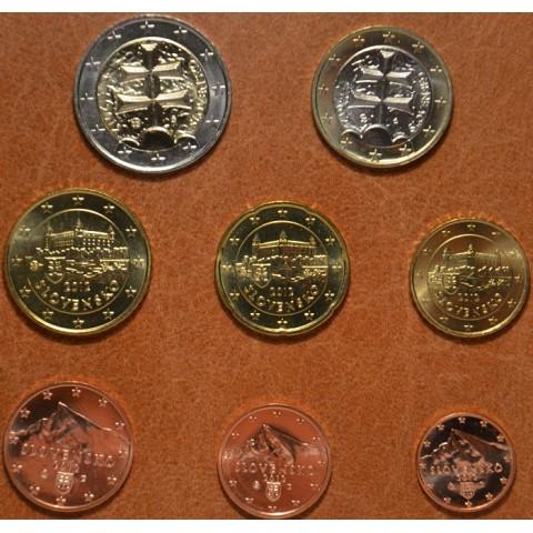 Sada Slovenských mincí 2012 (UNC)