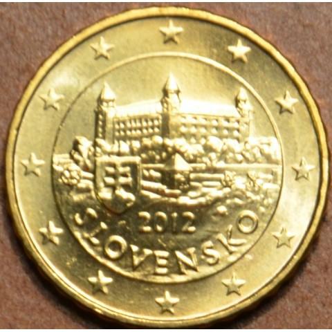 10 cent Slovensko 2012 (UNC)