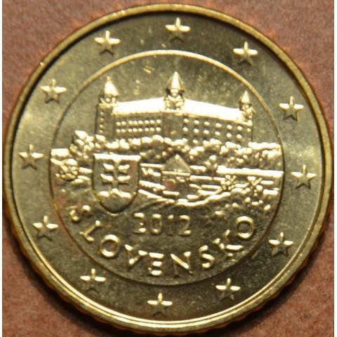 50 cent Slovensko 2012 (UNC)