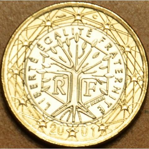 1 Euro Francúzsko 2001 (UNC)