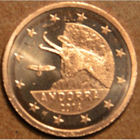 1 cent Andorra 2014 (UNC)