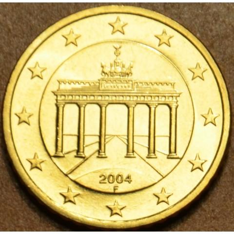 "50 cent Nemecko ""F"" 2004 (UNC)"
