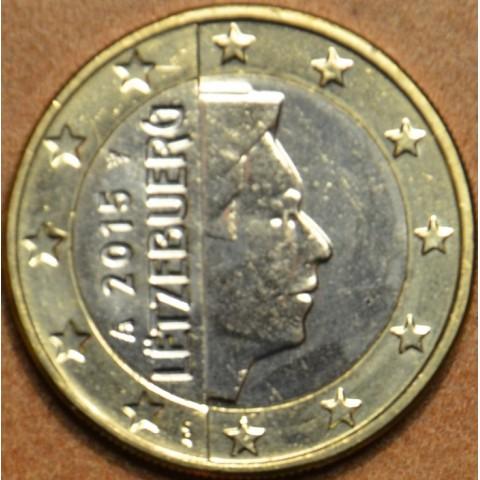 1 Euro Luxembursko 2015 (UNC)