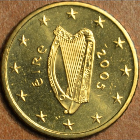 50 cent Írsko 2005 (UNC)