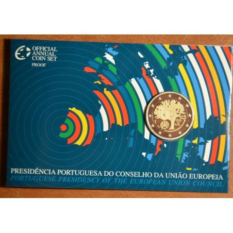 2 Euro Portugalsko 2007 - Portugalské predsedníctvo EÚ (Proof)