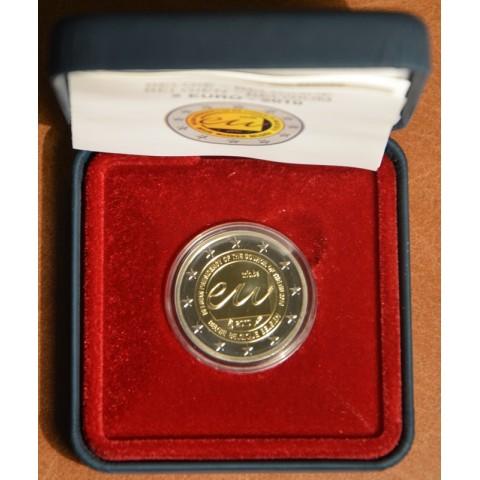 2 Euro Belgicko 2010 - Belgické predsedníctvo EÚ (Proof)