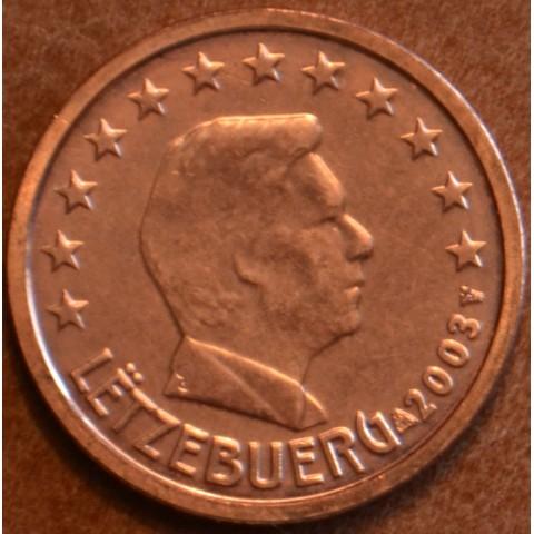2 cent Luxembursko 2003 (UNC)