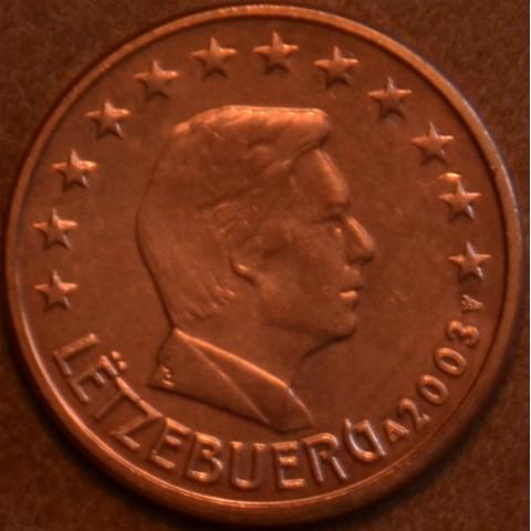 5 cent Luxembursko 2003 (UNC)