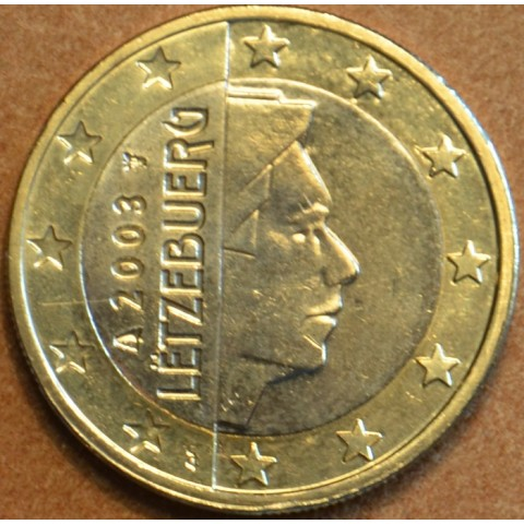 1 Euro Luxembursko 2003 (UNC)