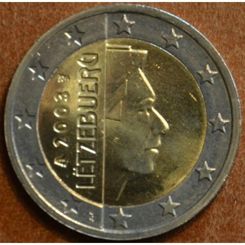 2 Euro Luxembursko 2003 (UNC)