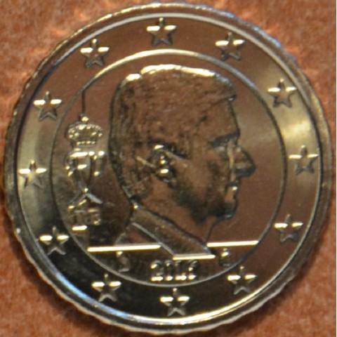 50 cent Belgicko 2016 - Kráľ Filip (UNC)