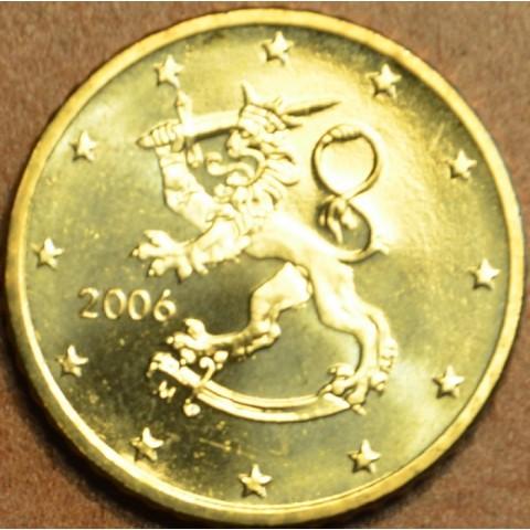 50 cent Fínsko 2006 (UNC)