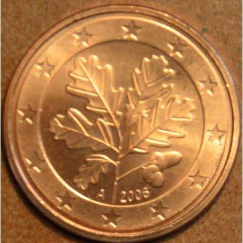 """1 cent Nemecko """"A"""" 2006 (UNC)"""