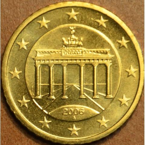 """50 cent Nemecko """"A"""" 2006 (UNC)"""