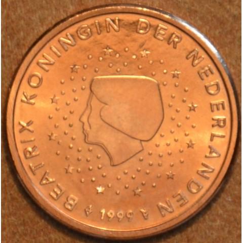 1 cent Holandsko 1999 (UNC)