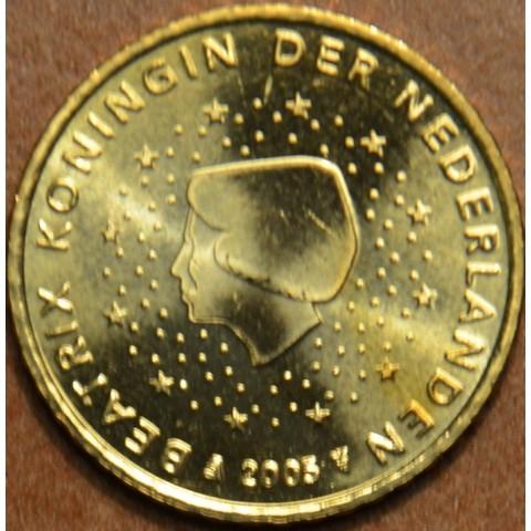 50 cent Holandsko 2005 (UNC)
