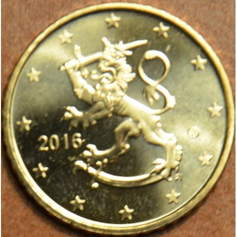 50 cent Fínsko 2016 (UNC)