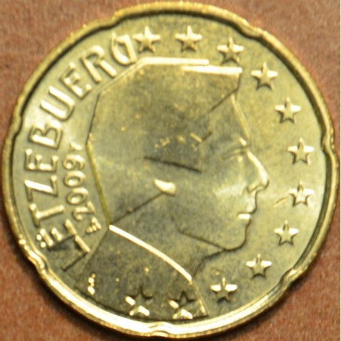 20 cent Luxembursko 2009 (UNC)