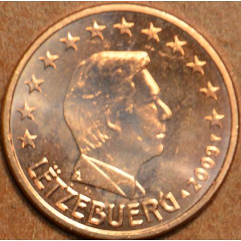 5 cent Luxembursko 2009 (UNC)