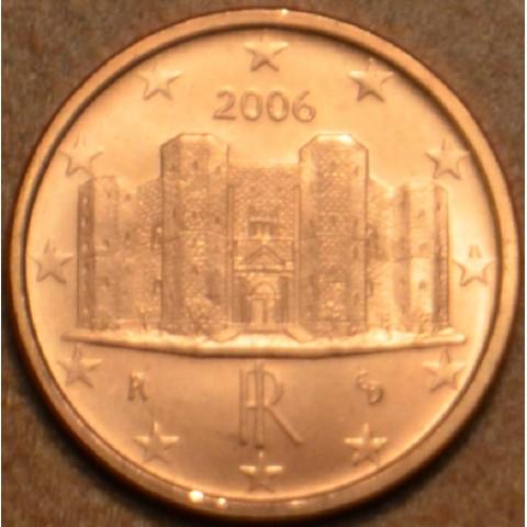 1 cent Taliansko 2006 (UNC)