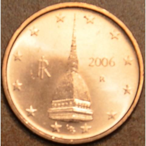 2 cent Taliansko 2006 (UNC)