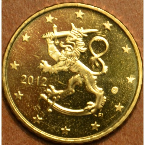 50 cent Fínsko 2012 (UNC)