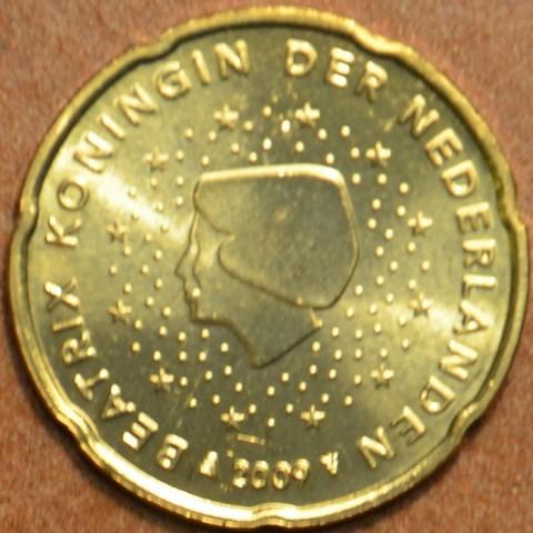 20 cent Holandsko 2009 (UNC)