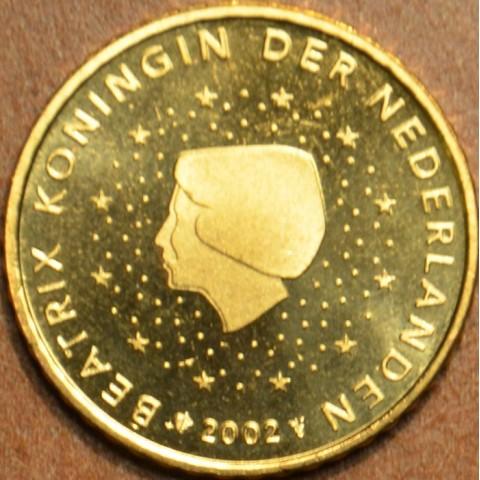 50 cent Holandsko 2002 (UNC)