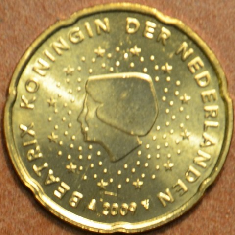 50 cent Holandsko 2009 (UNC)