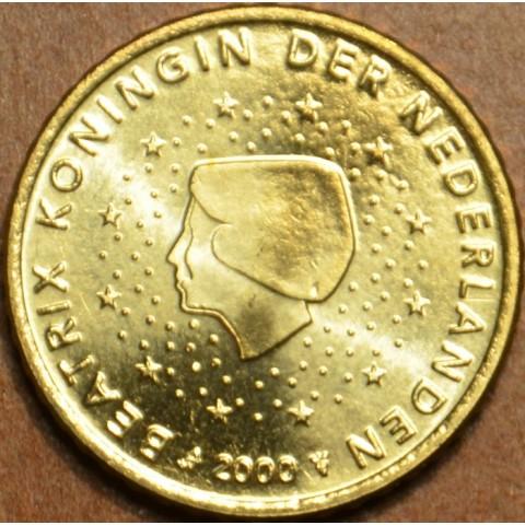 50 cent Holandsko 2000 (UNC)