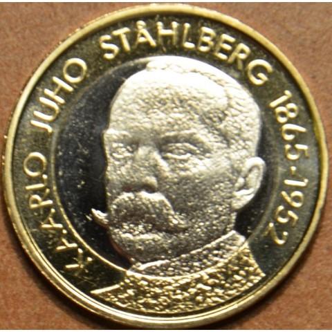 5 Euro Fínsko 2016 - Stahlberg (UNC)
