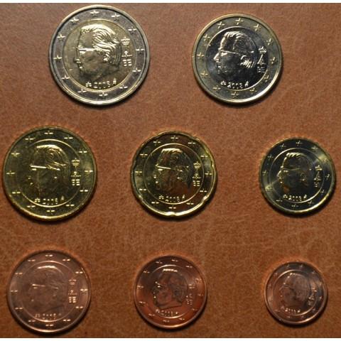 Sada 8 belgických mincí 2008 (UNC)