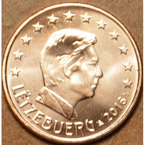 1 cent Luxembourg 2016 (UNC)