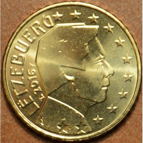 50 cent Luxembursko 2016 (UNC)