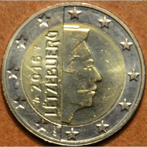 2 Euro Luxembourg 2016 (UNC)