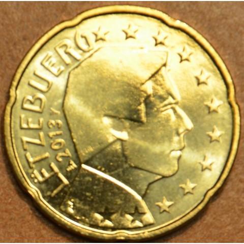 20 cent Luxembursko 2013 (UNC)
