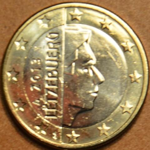 1 Euro Luxembursko 2013 (UNC)