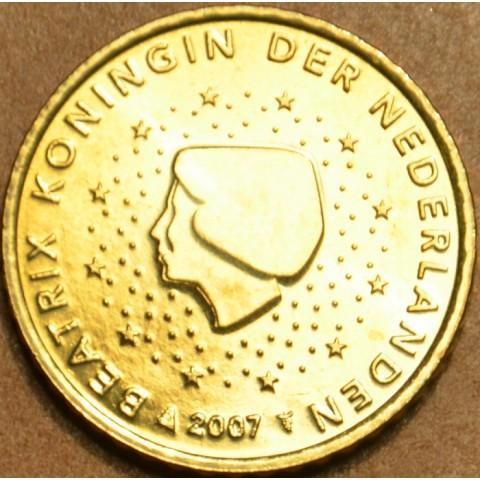10 cent Holandsko 2007 (UNC)