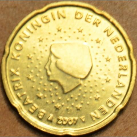 20 cent Holandsko 2007 (UNC)