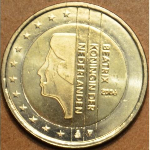 2 Euro Holandsko 2006 - Kráľovná Beatrix (UNC)