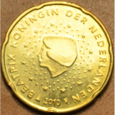 20 cent Holandsko 2010 (UNC)