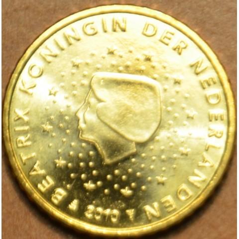 50 cent Holandsko 2010 (UNC)