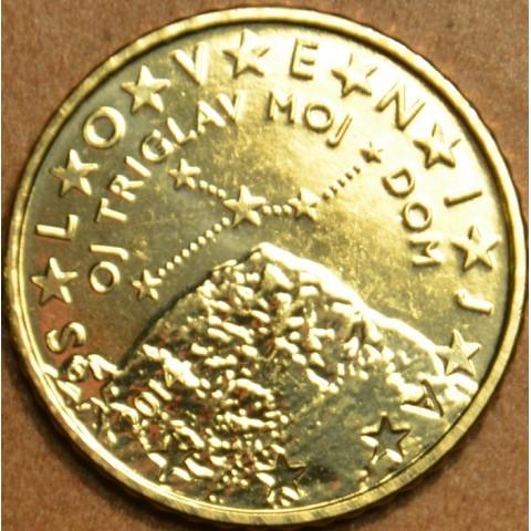 50 cent Slovinsko 2014 (UNC)