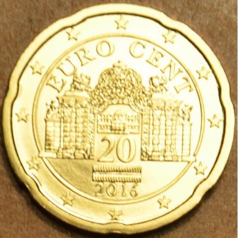 20 cent Rakúsko 2016 (UNC)