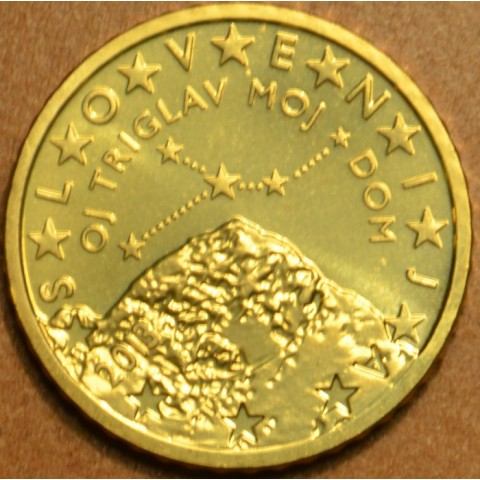 50 cent Slovinsko 2013 (UNC)