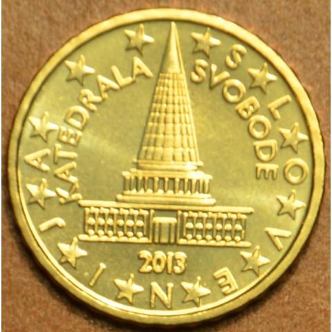 10 cent Slovinsko 2013 (UNC)